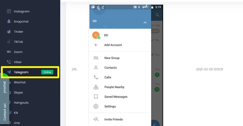 best telegram spy apps