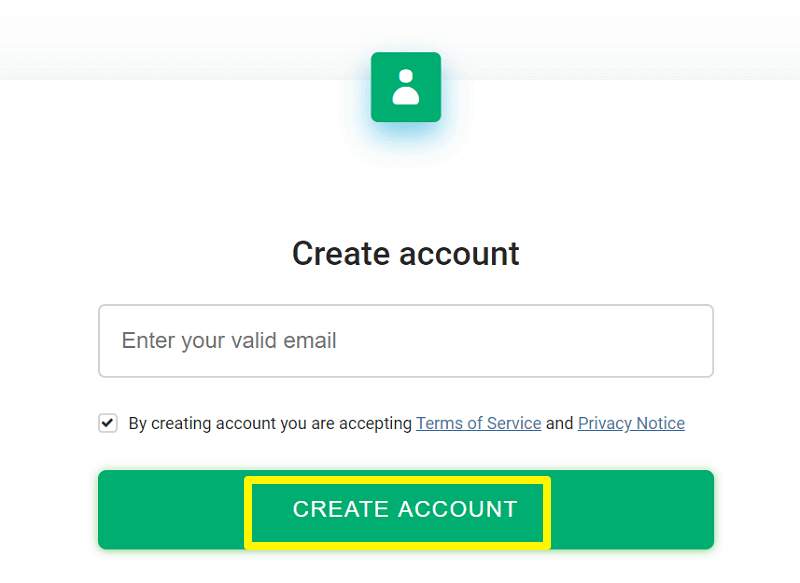 providing email account